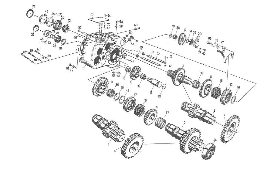 524_1997_175_Stirnradgetriebe_3_Schaltwellen