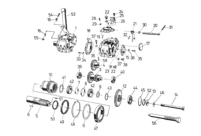 514_1992_145_Dreschtrommelgetriebe