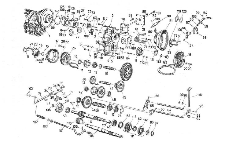 514_1992_142_Stirnrad_Schaltgetriebe
