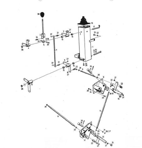 524_1993_109_Schaltung_Schaltgestaenge